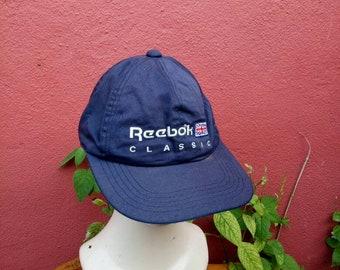 3963b53903c Rare Vintage REEBOK Classic hat cap
