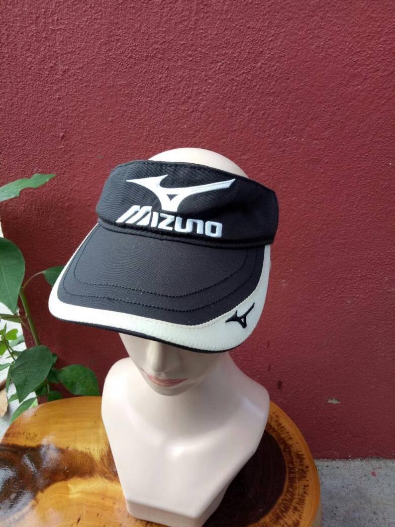 bd6f6fa156564 Rare vintage Mizuno hat cap big Logo cap summer style