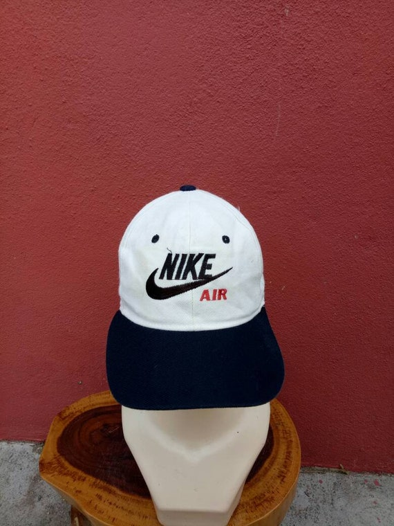 Rare vintage Nike Air hat cap baseball cap basketball hat   Etsy