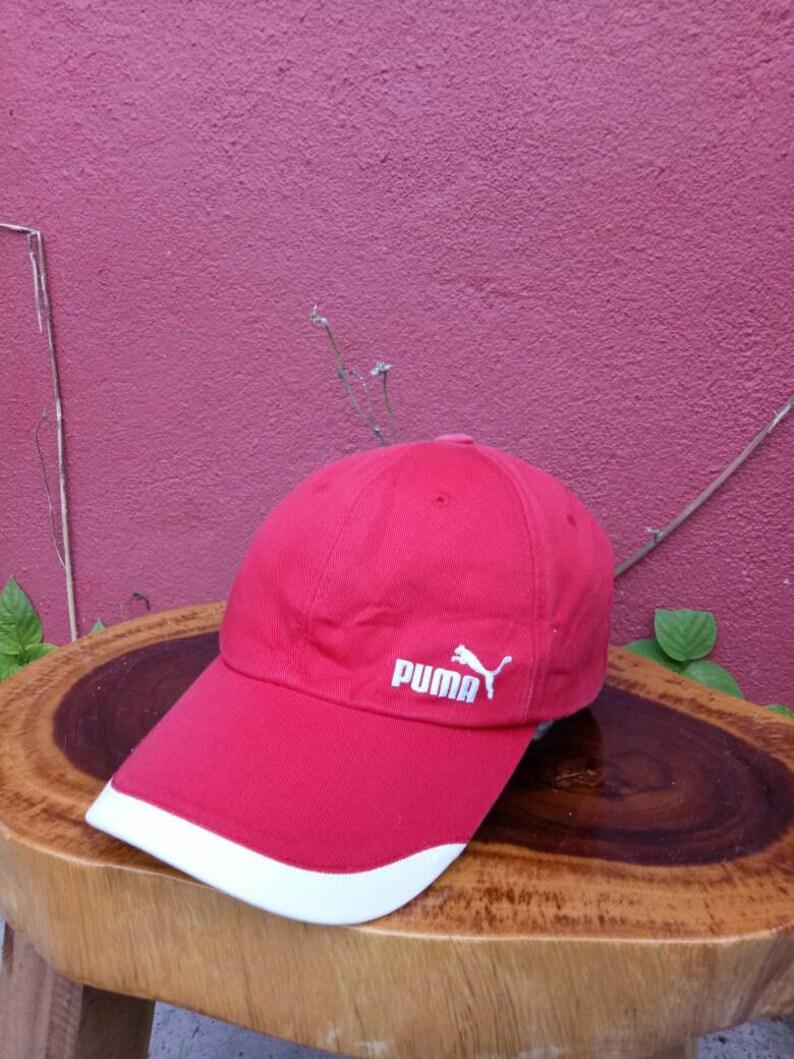 e6c9ae5270656 Vintage Puma chapeau/Bonnet Chaussures Puma baskets puma | Etsy