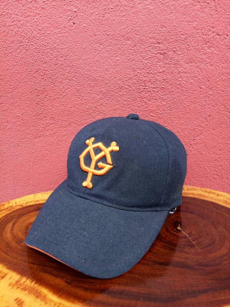235107b2af91 Vintage YOMAURI Giant adidas hat capvintage adidas hat