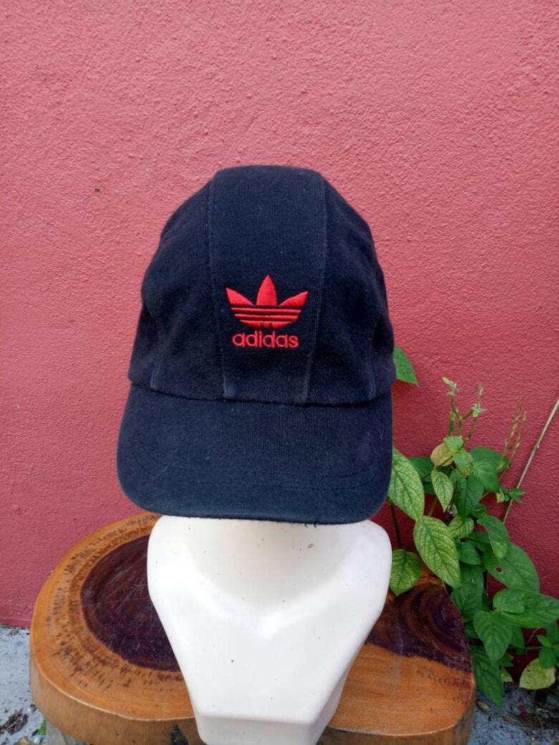 f36815d3e9c0f Rare Vintage Adidas hat cap,big logo cap, summer styles cap,hip hop styles,  swag, Adidas shoes, Adidas jackets, Adidas t-shirt, jogging cap
