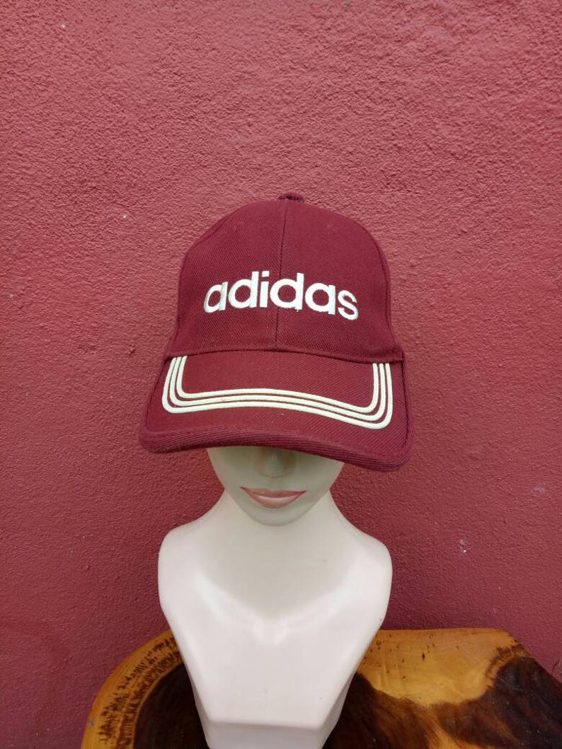 8f5053cd8aa9c Rare vintage Adidas hat cap,big Logo cap, summer style hat, winter styles,  multicolored cap, Street wear cap, Adidas t-shirt, Adidas shoes