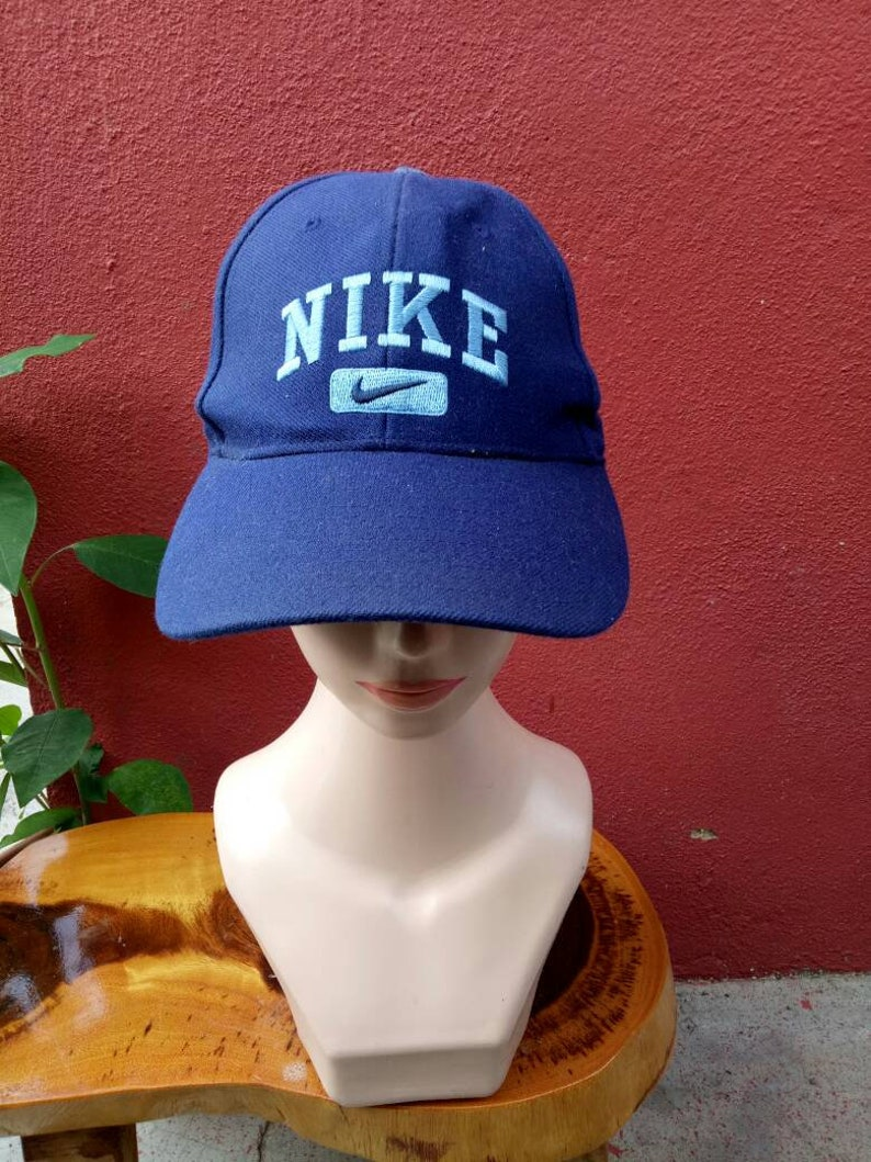 288106a0a Rare vintage NIKE hat cap,big logo cap, Nike baseball, Nike shoes, Nike  jackets, Nike t shirt,Nike air Jordan,hip hop styles, summer style