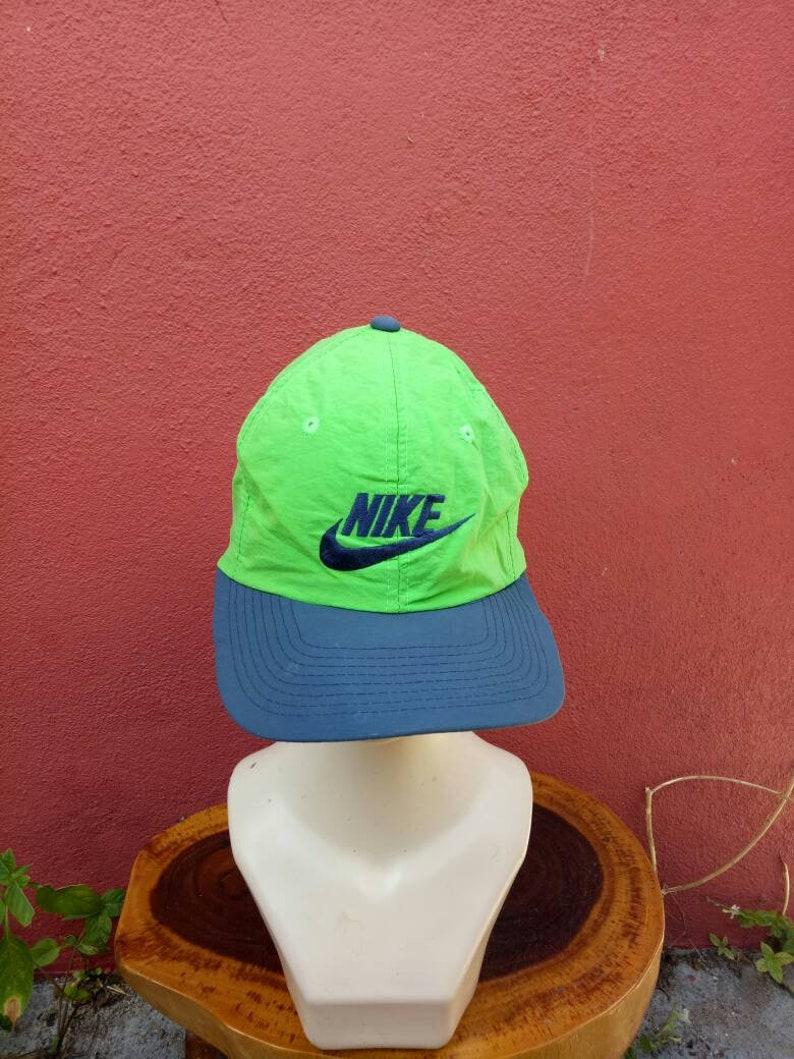96c3258478 Rare Vintage Nike hat cap vintage 90s Nike shoes Nike