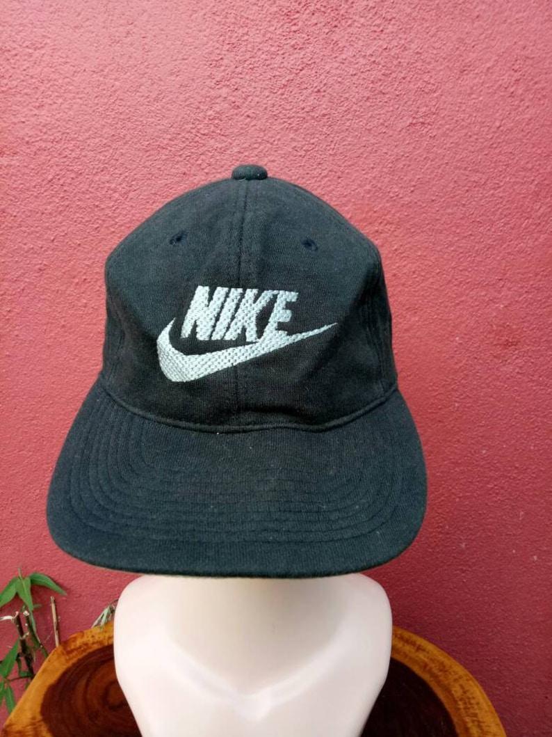 1741d434e Rare vintage Nike sportswear hat/cap, Big logo hat styles, tennis cap,  summer styles, golf hat styles, baseballs cap, sports hat, swag
