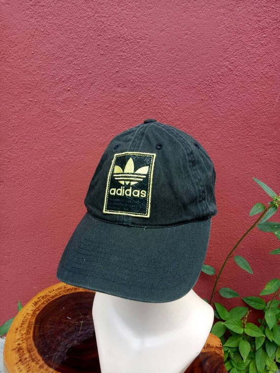 f74a5337a9b5e Rare vintage Adidas sportswear hat cap, big logo cap, summer styles,  Christmas gifts, Adidas jackets, Adidas shoes, tennis cap, golf cap