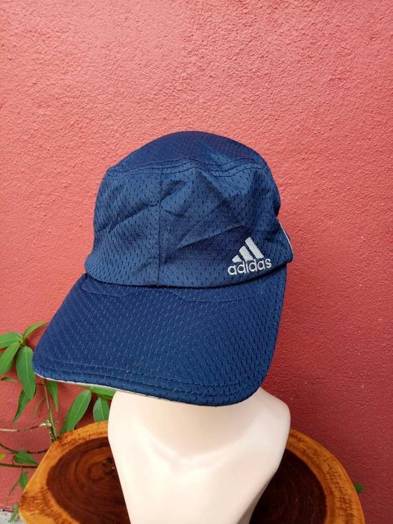 Cappello Adidas Vintage logo grande cappello hip-hop rap  b446ff516337