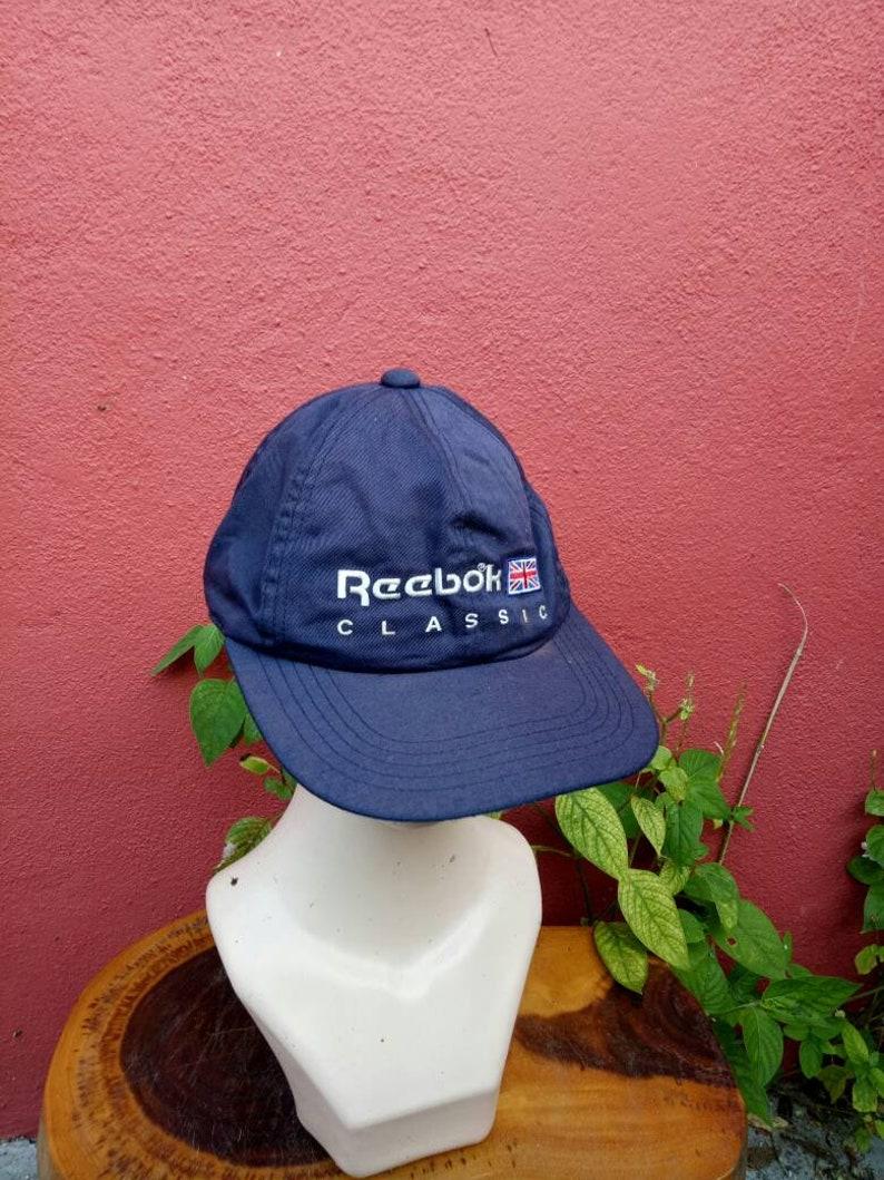 Rare Vintage REEBOK Classic hat cap