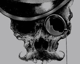 Deathly Gentleman T-Shirt
