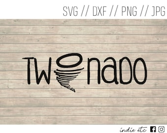 Twonado Digital Art File (svg, dxf, png, jpeg)