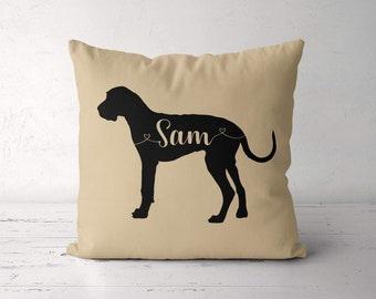 Great Dane gifts My Side Great Dane pillow case Great Dane Side