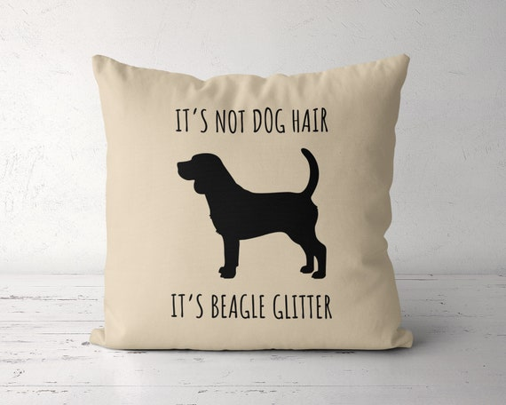 beagle pillow cover beagle throw pillow beagle lover gift tapestry cushion