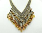 Tarasova Designer Baltic Amber Necklace