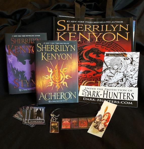 Acheron Styxx Stygian Companion Paperback Set Etsy