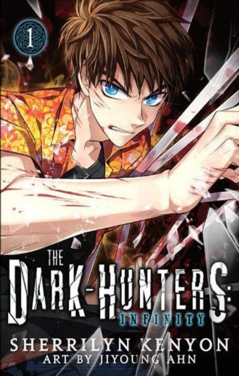 Dark-Hunters® Infinity Signed Manga Book Set Both Volumes image 0