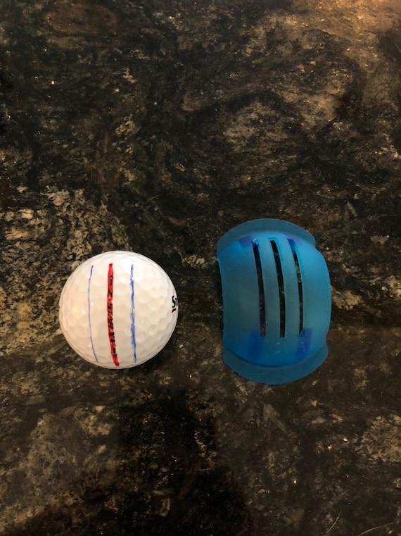 Custom Golf Ball Marker Callaway Triple Track Line