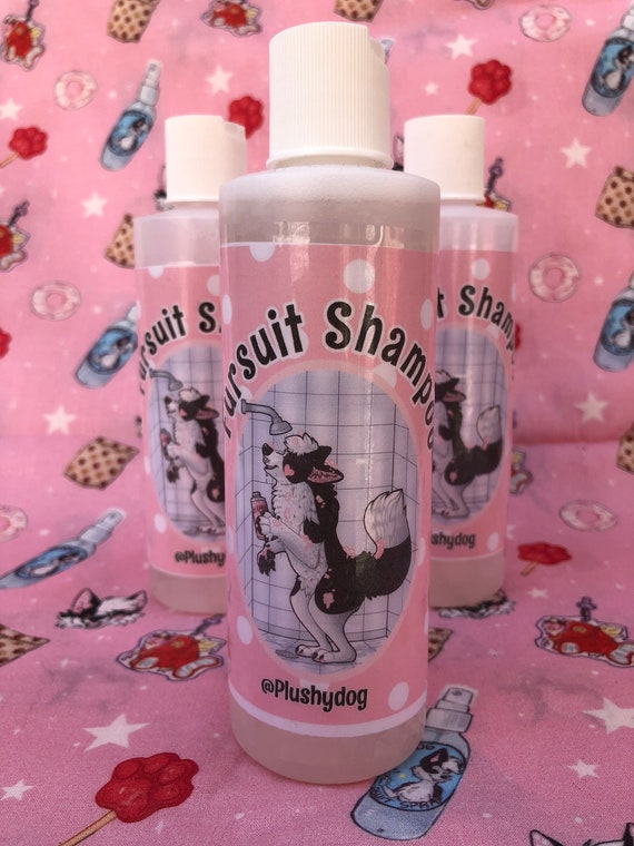 8oz Fursuit Shampoo
