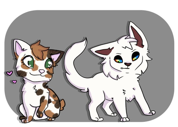 Chibi Furry Commissions (Couple Or Single)