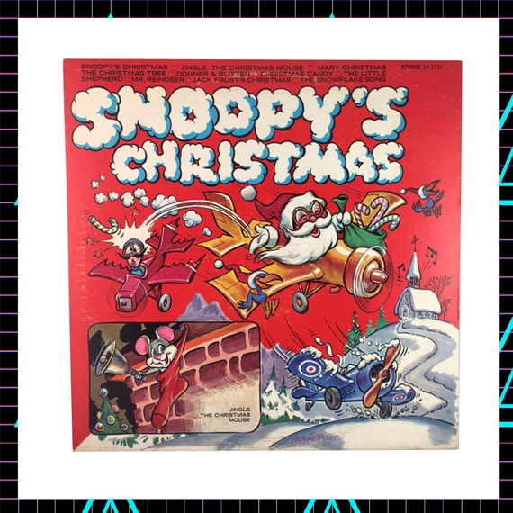image 0 - Snoopys Christmas Album