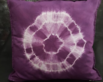Cushion Cover 'Tie dye' - Hippie-style!