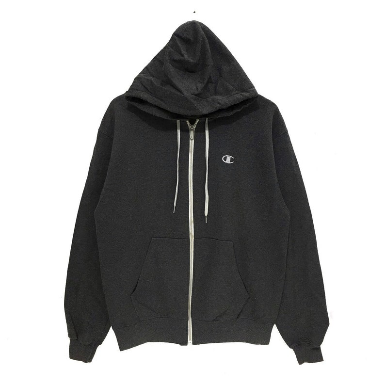 56615a85d4de Authentic CHAMPION PRODUCT USA Hoodie Box Logo Made In