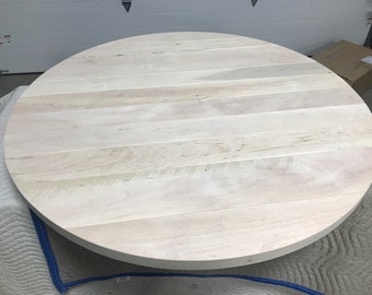 Round Table Top Etsy
