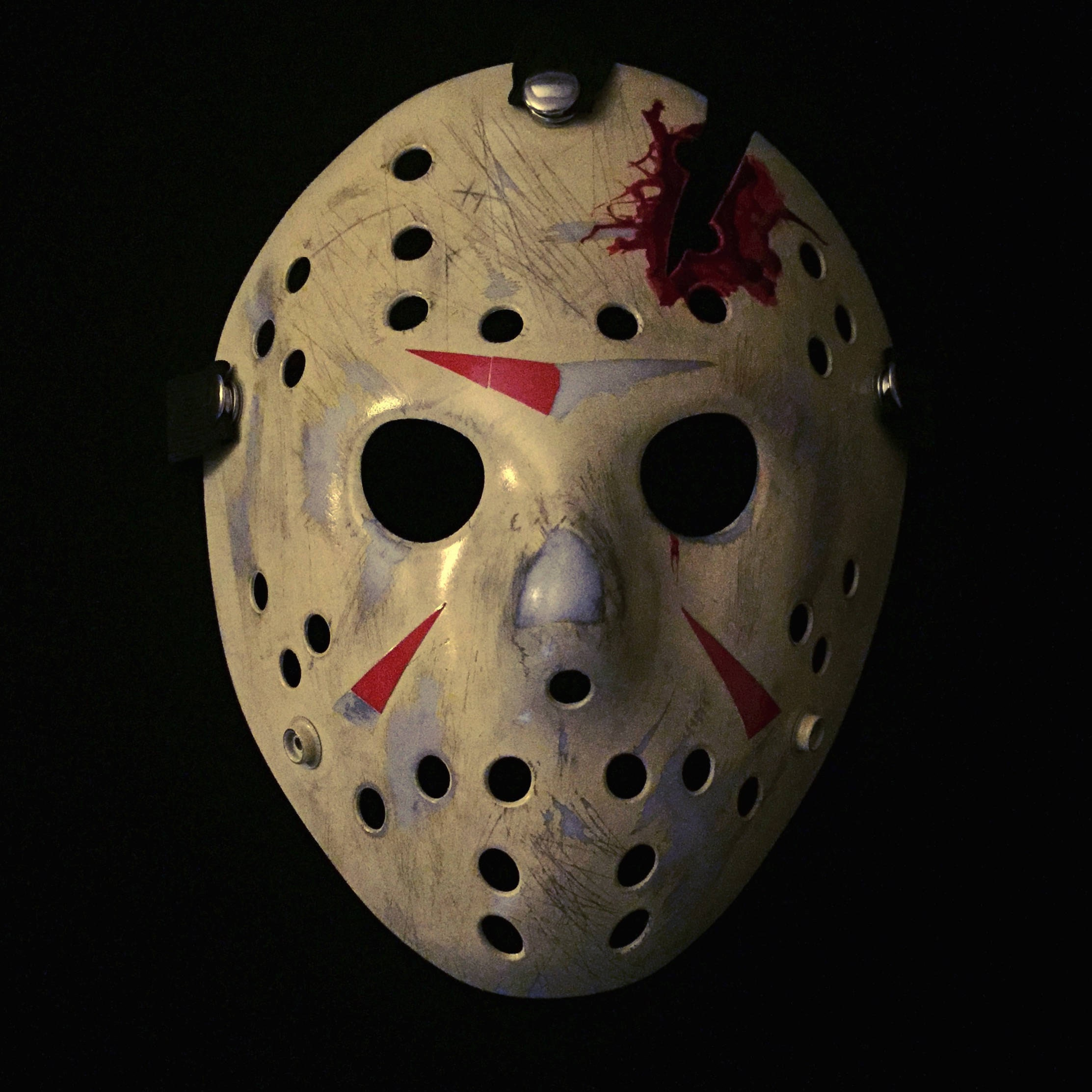 Friday The 13th Part Iv The Final Chapter Hockey Mask Jason Etsy