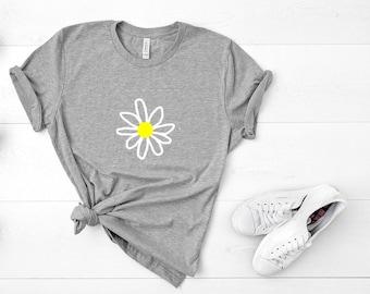 ef4d8f069 Daisy t shirt   Etsy