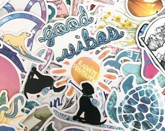 Beach Stickers Etsy