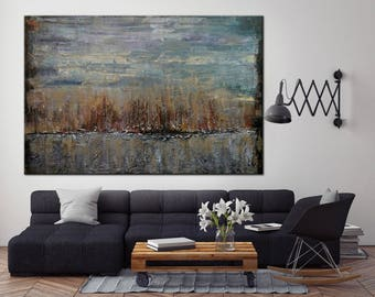 Large Wall Art, Abstract Art, Large Decor Art, Abstract Painting, Painting On Canvas, Large Painting, Large Canvas, Large Art, Abstract Art