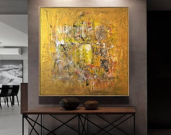 Abstract Painting, Contemporary Art, Painting Wall Decor, Original Artwork,  Painting On Canvas, Art Office Decor, Large Abstract Art
