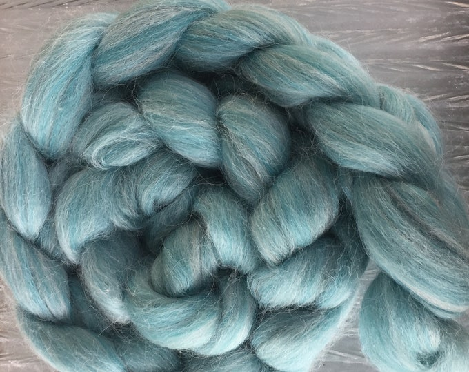 Chill 4 oz Alpaca/Merino Combed Top - Mood Ring Series