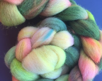 Zombies 4 oz Cheviot Wool Combed Top