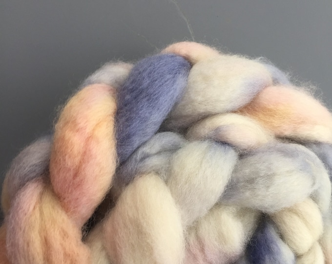 Denim and Clay 4 oz BFL Combed Top