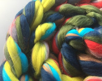 Tacky Sweater 4 oz Merino Combed Top - Custom Blend