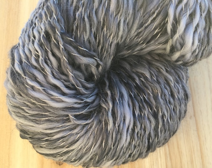 Silent Movie Bulky Yarn - 5 oz 264 yards 2 ply