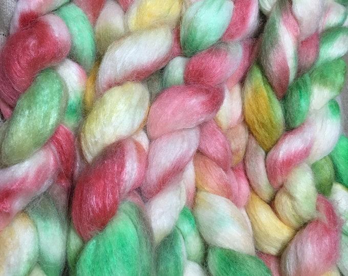 Fruit Cake - Hand Dyed Alpaca/Silk