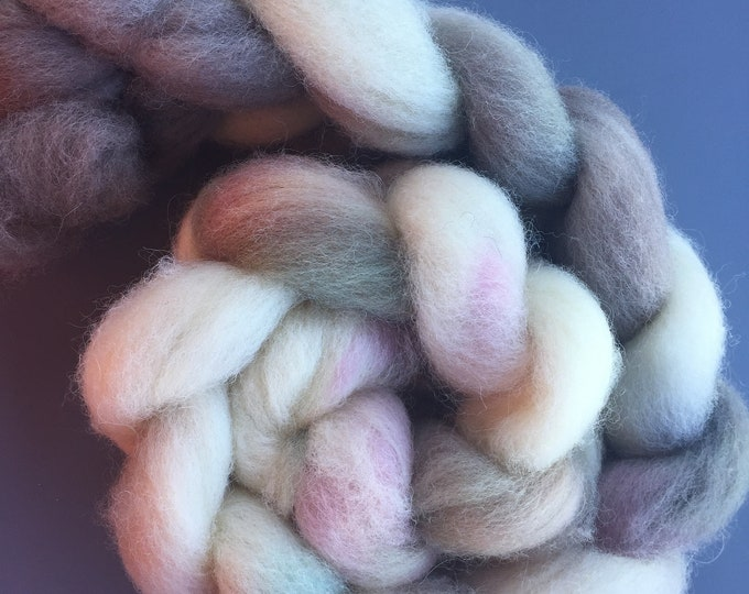 Salem 4 oz Cheviot Wool Combed Top
