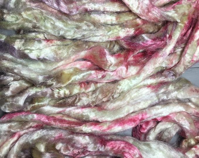 Nebula - Hand dyed Tussah Silk