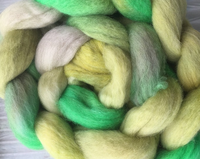 Franken-Sheep 4 oz South American Wool Combed Top