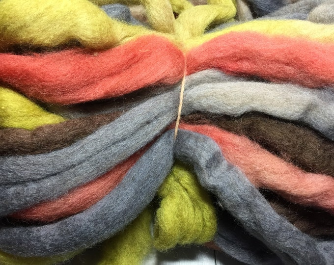 Shenandoah - Hand Dyed Tasman Roving