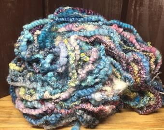 Romance Me - Hand Spun Art Yarn
