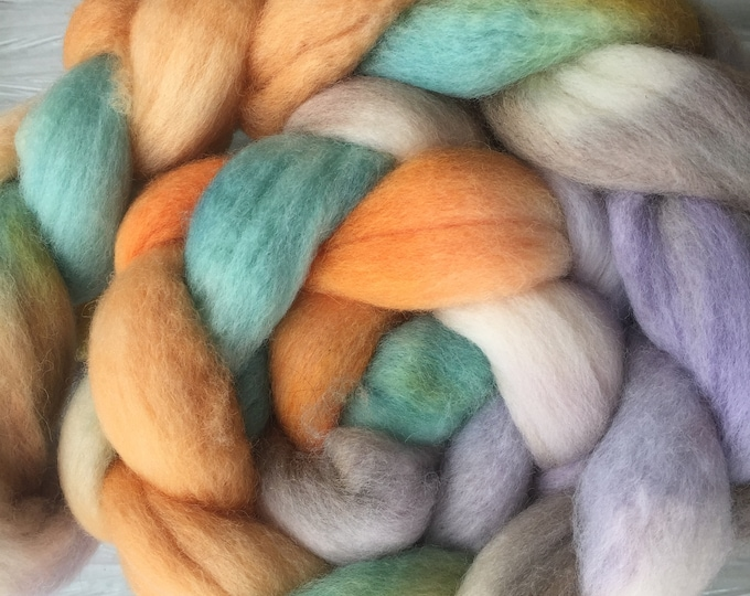 Pumpkin Patch 4 oz South American Combed Top