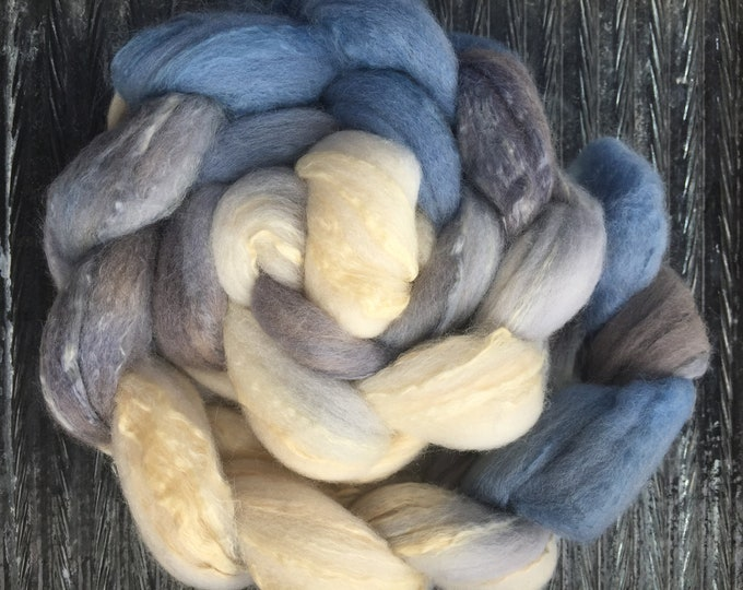 Witching Hour 4 oz Merino/Soybean Combed Top