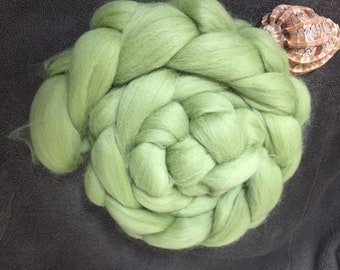 Fern 4 oz Corriedale Combed Top  CLEARANCE