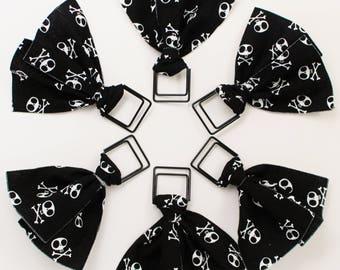 Skulls Paper Clip