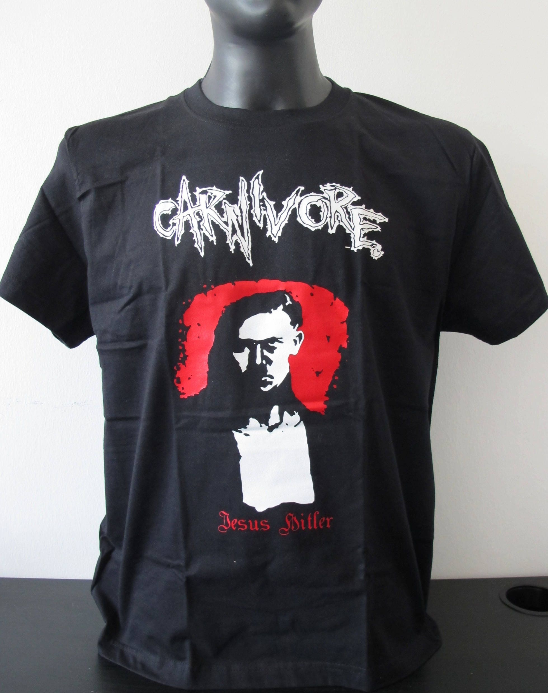 Citaten Hitler Xl : T shirt carnivore jesus hitler s m l xl xxl type o etsy