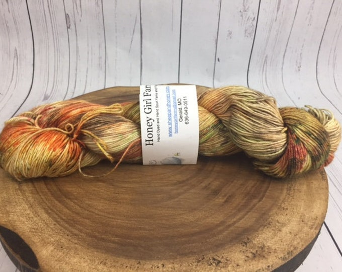 Honey Girl Farms, Sassenach Outlander, Sock/ Fingering yarn