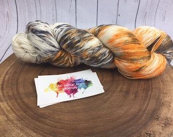 Bad Wolf Girl Studios,   Fingering/ Sock yarn